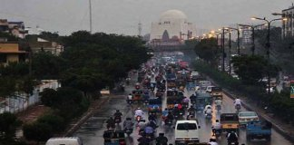 Karachi Monsoon Rain