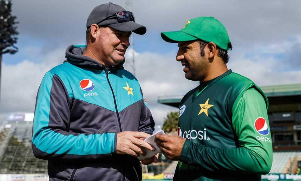 World Cup 2019: PCB Planning to Remove Mickey Arthur