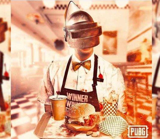PUBG Restaurant