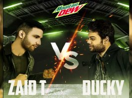 Zaid Ali vs Ducky Bhai