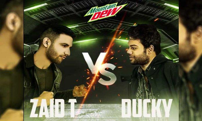 Zaid Ali vs Ducky Bhai