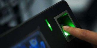 biometric verification for banks