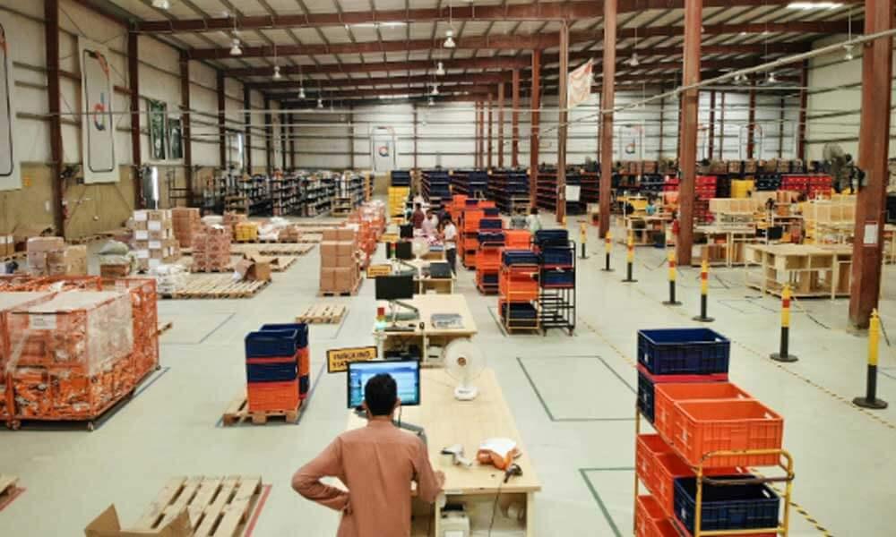 daraz warehouse