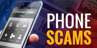 mobile scam