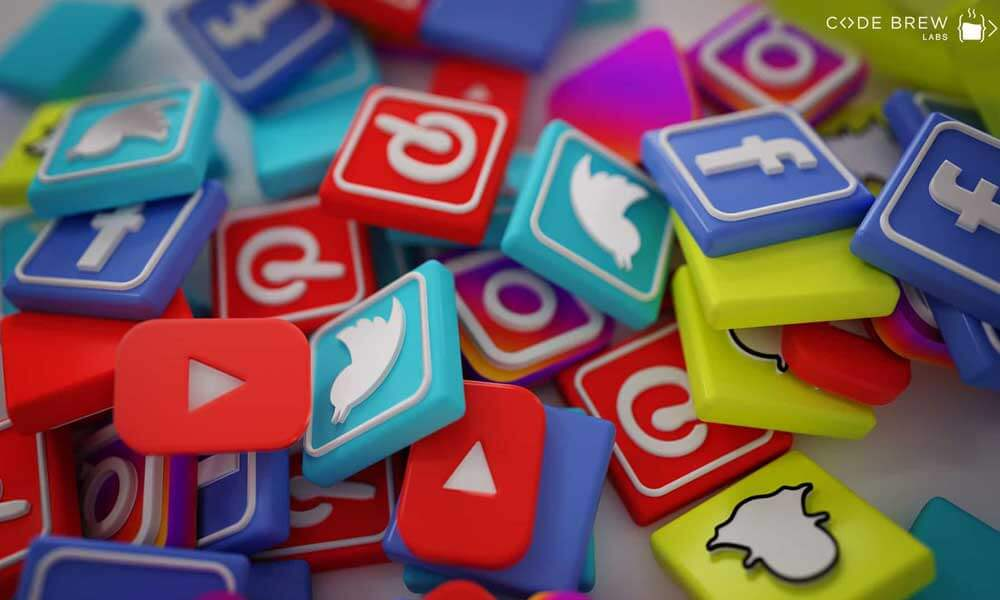 Top 10 Most Downloaded Social Networking Apps of May 2019