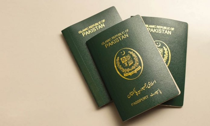 passport is misused