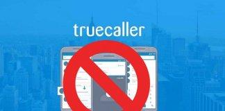 truecaller blocked in pakistan