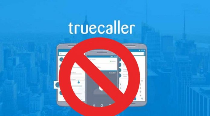 truecaller blocked in pakistan