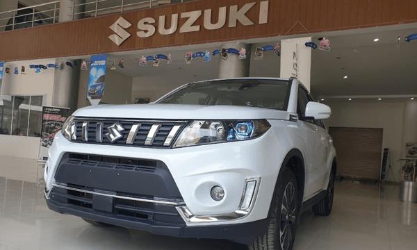 Suzuki Vitara Facelift 2019