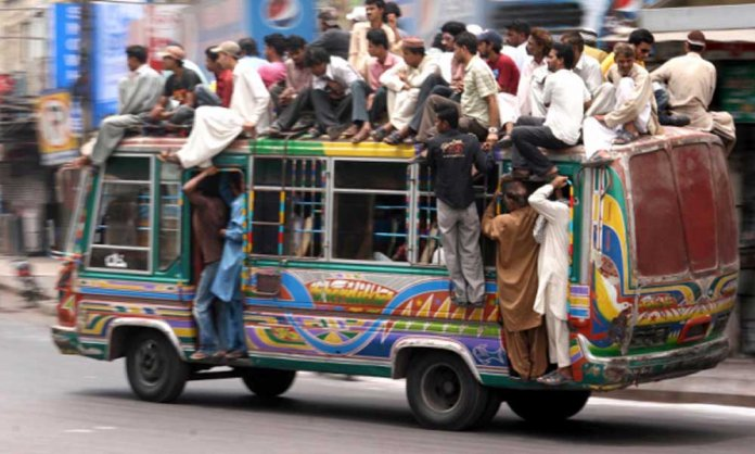 Karachi Public Transport