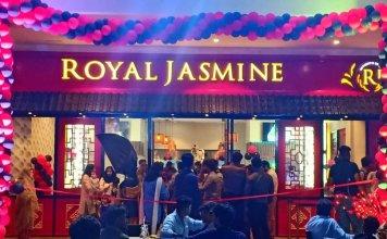 Royal Jasmine Karachi