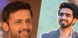 bollywood singer sends love to atif