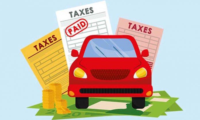 car taxes
