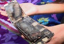 iphone 6 explosion