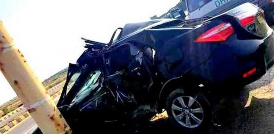 karachi traffic accidents