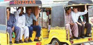 karachi transport strike