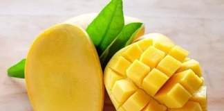 mangoes good for skin