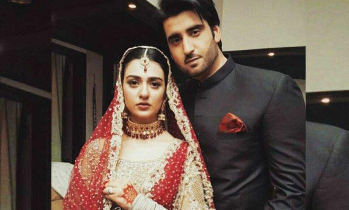 aagha ali and Sarah Khan