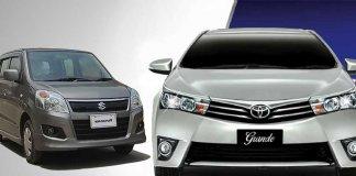 suzuki car prices