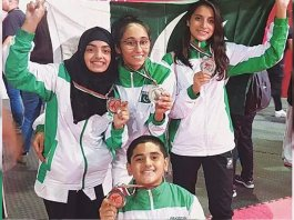 Pakistan Taekwondo Team
