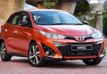 Toyota Yaris Pakistan