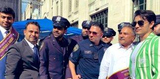 ali zafar at pakistan day parade