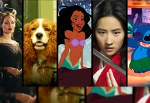disney live action movies
