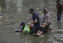 flood warning in karachi