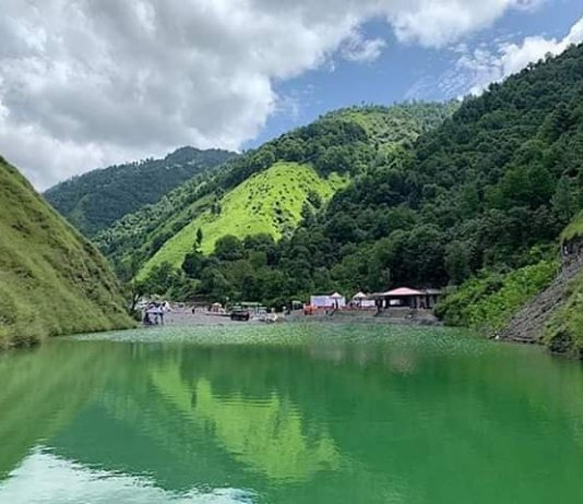Samundar Katha Lake