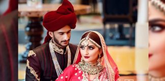 hassan ali and wife