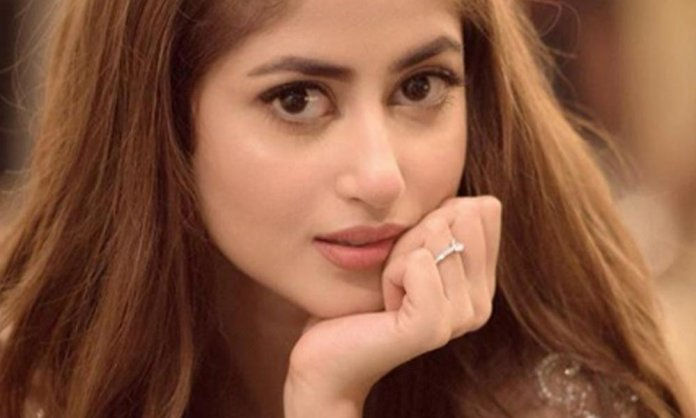 sajal aly engagement ring