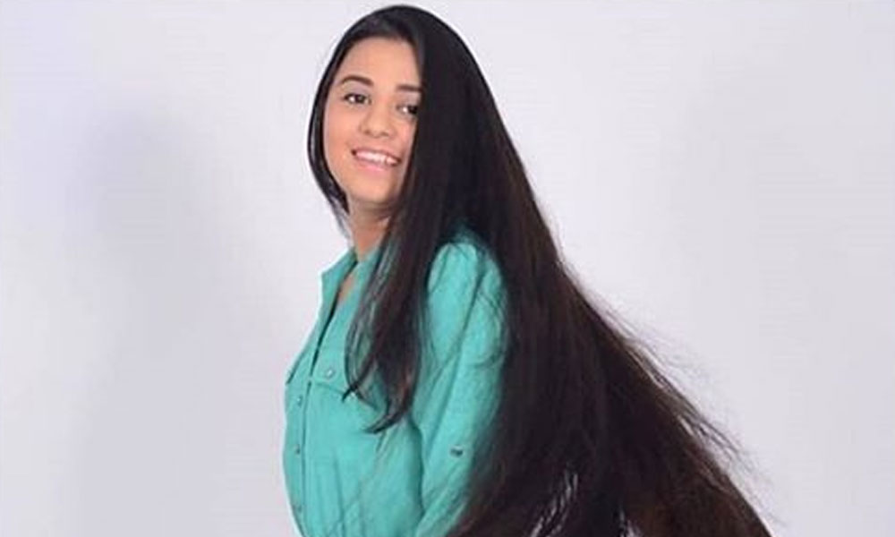 22 Year Old Pakistani Female Squash Player With Longest Hair Record Bags Two Awards In America Brandsynario
