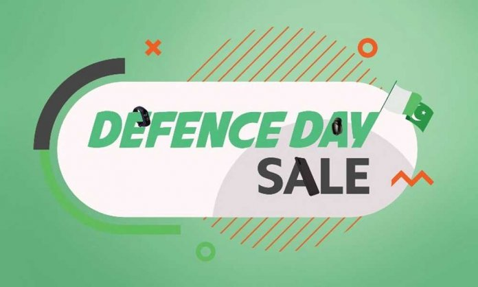 Defence Day Sale