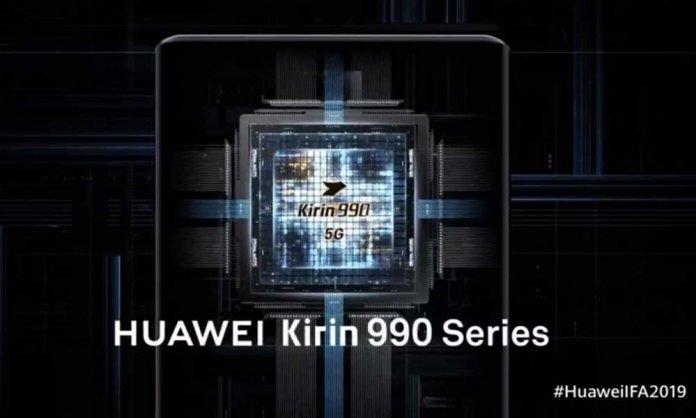 Huawei Kirin 9900