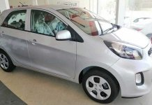 KIA Picanto price in pakistan