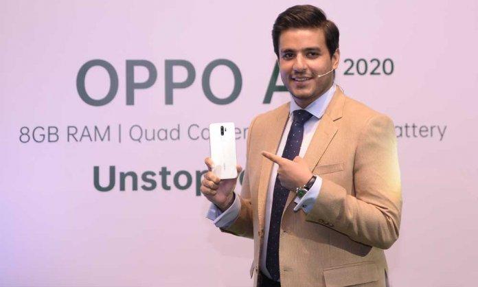 Oppo A9 2020 Pakistan