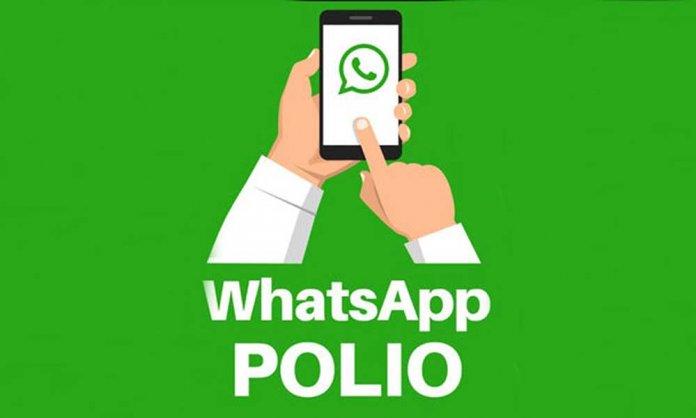 WhatsApp Polio