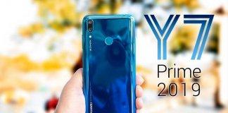 Y7 Prime 2019