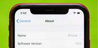 iOS 13.0 Update