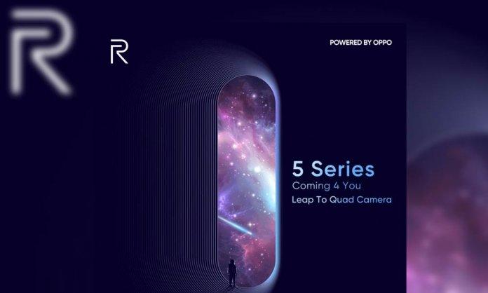 real me 5 series