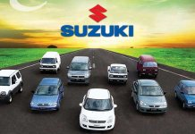 suzuki car bookings