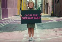 the dream gap barbie
