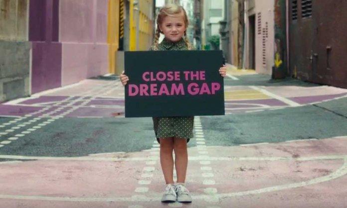 the dream gap barbie