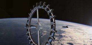 worlds first space hotel