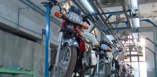 Electric Motorcycle Pakistan