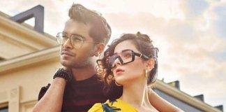 Hania Aamir and Asim Azhar