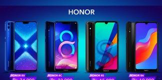 Honor 8 Series