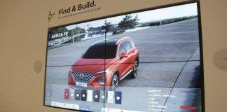 Hyundai Digital Showroom