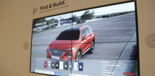 Hyundai Digital Showroom