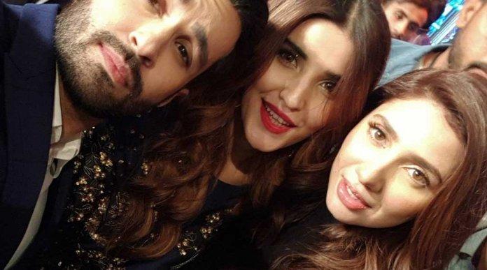 Mahira and Hareem